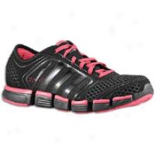 Adidas Climacool Oscillation - Womens - Black/fresh Pink