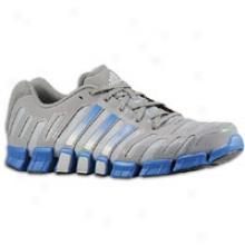 Adidas Climacool Ultra X - Mens - Medium Lead/blue Beauty/metallic Silber