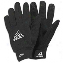 Adidas Climawarm Fieldplayer Gloves - Mens - Black