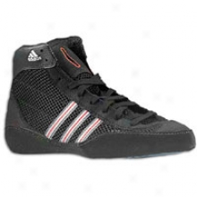 Adidas Oppose Speed Iii - Big Kids - Black/grey/red
