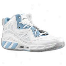 Adidas Crazy Cool Mid - Mens - White/blue/onix