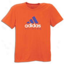 Adidas Eqt10 T-shirt - Mens - High Energy/prime Ink Blue/white