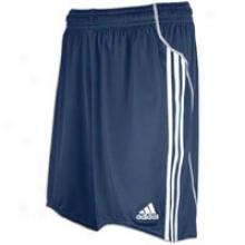 Adidas Equipo Short - Mens - Navy/white