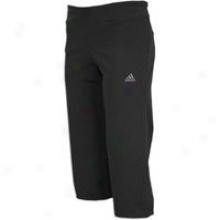 Adidas Essentials Capri - Womens - Black