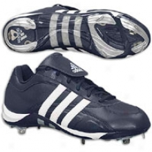 Adidas Excelsior 5 Low - Mens - Collegiate Navy/running White