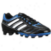 Adidas Ezeiro Iii Trx Fg - Big Kids - Black/white/prime Blue