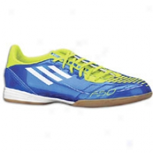Adidas 1F0 In - Mens - Anodized Blue/white/slime