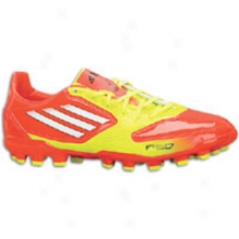 Adidas F10 Trx Ag - Mens - High Force S12/white/electricity