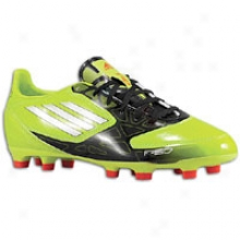 Adidas F10 Trx Fg - Big Kids - Slime/black/chrome