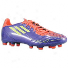 Adidas F10 Trx Fg - Mens - Anodized Purple/electricity/infrared