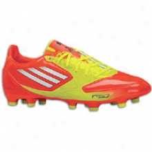 Adidas F10 Trx Fg - Mens - High Energy S12/white/electricity