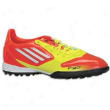 Adidas F10 Trx Tf - Mens - High Energy S12/white/electricity