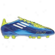 Adidas F30 Trx Fg - Mens - Anodized Blue/white/slime