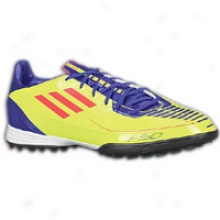 Adidas F30 Trx Tf - Mens - Electricity/infrared/sharp Purole Anodized