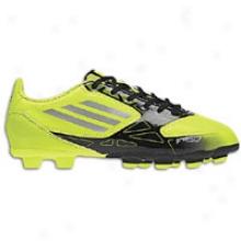 Adidas F5 Trx Fg - Big Kids - Slime/black/chrome