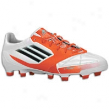 Adidas F50 Adizero Trx Fg Leather - Womens - White/black/core Eneryy