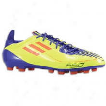 Adidas F50 Adizero Trx Hg - Mens - Electricity/infrared/sharp Purple Anodizzed