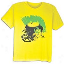 Adidas Graphic T-shirt - Mens - Sun