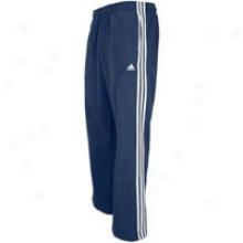 Adidas Hb Fleece Pant - Mens - Dark Navy/white