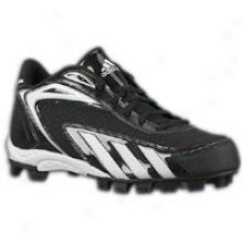 Adidas Hot Streak Mid - Mens - Black/whiteblack