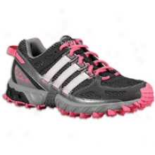 Adidas Kanadia Tr 4 - Womens - Phantomm/zero Metallic/ultra Pop