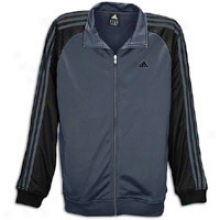 Adidas Layup Jacket - Mens - Lead/black