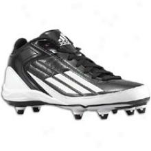 Adidas Lightning Mid D - eMns - Black/white/black