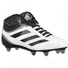 Adidas Malice 2 D - Mens - White/black/metallic Silver