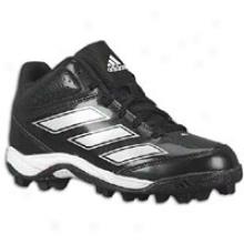 Adidas Malice 2 Td J - Big Kids - Black/whiye/metallic Silver
