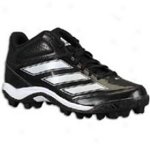 Adidas Malice 2 Td - Mens - Black/white/metallic Silver