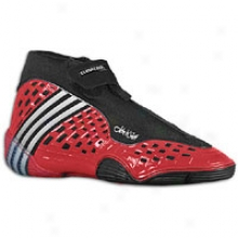 Adidas Mat Wizard Iii John Smith Signature - Mens - Red/black/silver