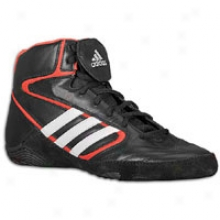 Adidas Mat Wizard Iv John Smith - Mens - Black/white/orange