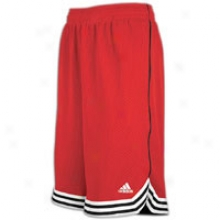 Adidas Midtown Classic Short - Mens - University Red/black/white