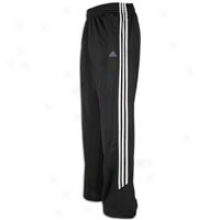 Adidas Mjsterfly Quarter-snap Pant - Mens - Black/white/lead