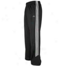 Adidas Mjsterfly Quarter-snap Pant - Mens - Black/white/lead