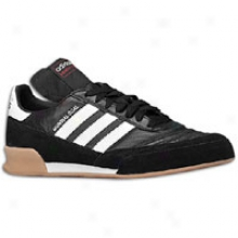 Adidas Mundial Goal In - Mens - Black/white