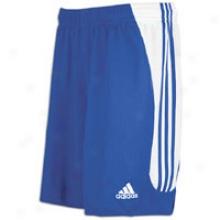 Adidas Nova Short - Big Kids - Cobalt/white