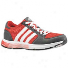 Adidas Oregon 10 - Meens - Red/infrared/white/black
