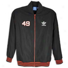 Adidas Originals Academy Crest Jacket - Mens - Black/core Energy
