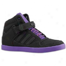 Adidas Originals Ar 2.0 Canvas - Mens - Black/black/power Purpoe