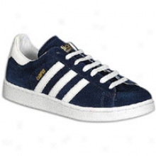 Adidas Originals Campus Ii Suede - Mens - Navy/white
