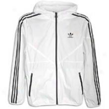 Adidas Originala Colorado Windbreaker - Mens - White/boack