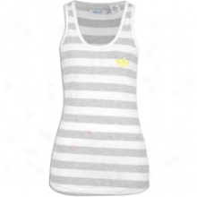 Adidax Originals Dee Tank - Womens - White/lemon Peel