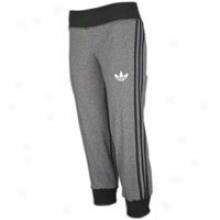 Adidas Originals Exclusive Capri - Womens - Black