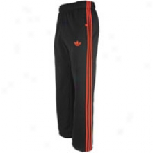 Adidas Originals Fabric Mix Track Pant - Mens - Black/infrarde