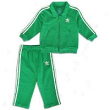 Adidas Originals Firebird Tracksuit - Toddlers - Fairway/white