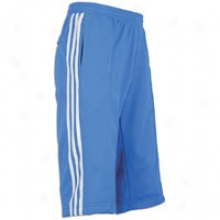 Adidas Originals Half Bird Short - Mens - Bluebrid/white