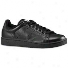 Adidas Originals Stan Smith 2 - Mens - Black/black/black