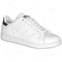 Adidas Originals Stan Smith - Mens - White/navy