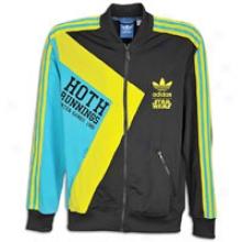 Adidas Originals Star Wars Hoth Rebel Track Top - Mens - Grey/yellow/blue
